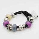fashion jewelry leather Bracelet (China)