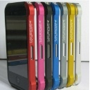 Aluminum Element Case for iPhone 4  (China)