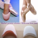 Silicone Toe Pad (China)