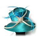 Ladies' Ribbon-Embellishment Hat (China)