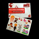 Silicone Sticker Activity Book (China)