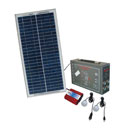 Portable Solar Power Solution (China)