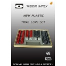New Plastic Trial Lens Set (China)