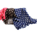 Polka Dot Scarf (China)
