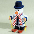 Battery-Operated Snowman (China)