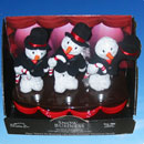 Decorative Snowman Set (China)