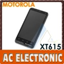 Motorola Wi-Fi Mobile Phone XT615 Black (Hong Kong)