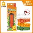 Herbal Essential Oil Mosquito Repellent Bracelet -3pc (Taiwan)