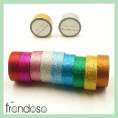 Both Side Shinning 19mm Decorative Glitter Tape (Taiwan)