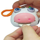 Change Purse with Movable Eye (China)