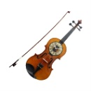 Violin Wall Clock (Hong Kong)