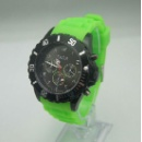 promotional silicone quartz analog Watch (China)