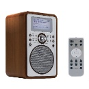 NE-6042 Vertical Internet Radio, Media Player & DAB/PLL-FM Digital Radio & Alarm Clock (Hong Kong)