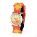 3D Strap Kids' Analog Watch (Hong Kong)