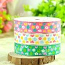 Profusion Flowers Printed Ribbon (China)