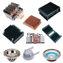 Heat sinks for computer, notebook & LED (Taiwan)