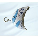 Leather Fish  Key Holder with Coins in (Hong Kong)