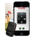 Bluetooth 4.0 Multi-Media Remote Control + Key Finder  (Hong Kong)