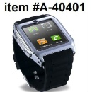bluetooth mobile phone watch(SYNC with Andriod / Apple) (Hong Kong)