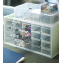 Small Plastic Part Cabinet (Taiwan)