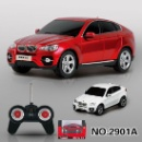 1: 24 BMW X6 License RC Model (China)