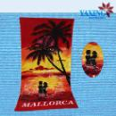 Beach Towel with Competitive Price (China)