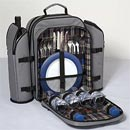 picnic backpack for 4 persons (China)