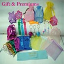 Promotional gifts, trinket bag, mobile phone straps & strings  (Hong Kong)