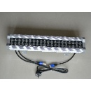 80W IP65 DMX LED Wall Washer (China)
