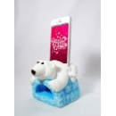 iPhone 4S/5S Stand Speaker-Polar Bear (Hong Kong)