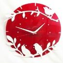 Acrylic Wall Clock (Hong Kong)