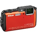 Nikon Coolpix AW120 Orange (Hong Kong)