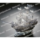 Pirate Ship 3D Crystal Puzzle (Hong Kong)