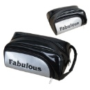 Fashionable and Popular Deluxe PU Golf Shoes Bag  (China)