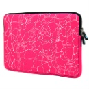 Marble Neoprene Laptop Sleeve (Hong Kong)