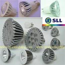 High Power LED Bulbs (Mainly with Cree LED & GU5.3/GU10/E27/E26 base)) (Hong Kong)