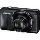 Canon PowerShot SX600 HS Black camera (Hong Kong)