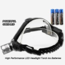 2015 LED Headlamp Ultra Bright 180 Lumen Cree Q5  Headlight Zoomable for Camping Hiking Cycling  (China)