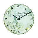 Quartz Analog Clock (China)