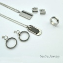 316L Stainless Steel Jewelry Set S4 (China)