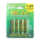 Ni-Zn Rechargeable Battery (China)