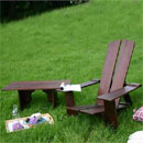 Wooden Outdoor Furniture (Germany)