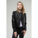 Ladies Leather Jacket (Hong Kong)