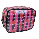 Rose Printing PU leather Cosmetic Bag (Hong Kong)