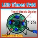 "6"" LED Display Fan (Hong Kong)"