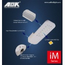 Professional Factory Supply IP66 40W Led Mini Street Light solar lighting with good offer (China)