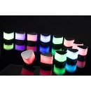 Lamp Light Bluetooth Speaker Bluetooth V4.0 Controlled by APP Colorful LED Light (China)