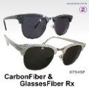 Carbon Fiber and Glass Fiber Eyewear (Taiwan)