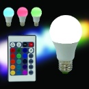 IR Mood LED Lamp with Remote Control (Hong Kong)