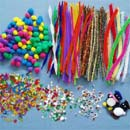 Accessories for Kids Craft (China)